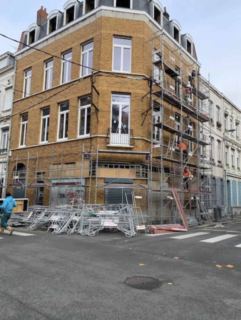 Rénovation châssis, fenêtres et portes-fenêtres PVC